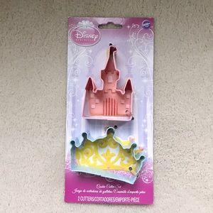 Disney Wilton Princess Cookie Cutters